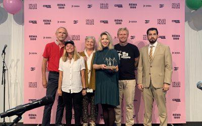 FISKEN vinder årets fællesskabspris