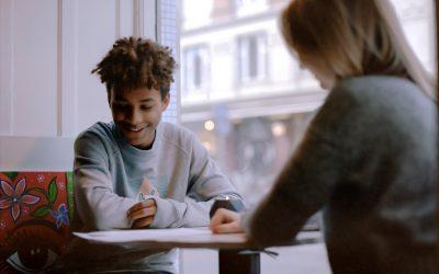 """Ung i FISKEN: """"Jeg er klar til et fritidsjob"""""""